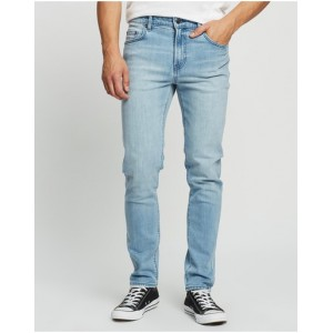 Men's R2 Slim Jeans Clothing Riders by Lee Fairfax Stone Price GDCCMWS